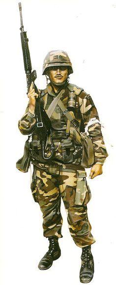 82° Airborne 1990's, pin by Paolo Marzioli.