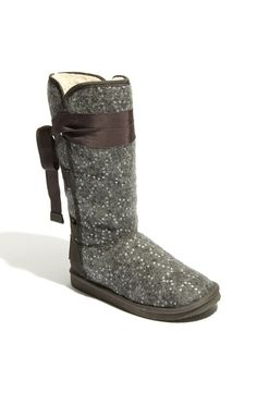Juicy couture boots-fun!