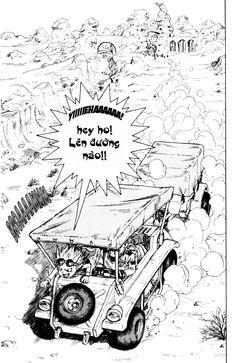 SandLand chap 1 - Truyện tranh | Truyện tranh online | Đọc truyện tranh | Manga