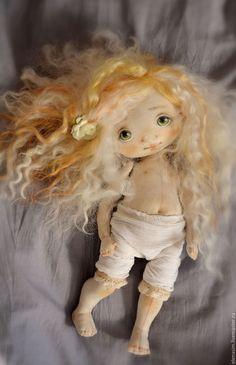 Коллекционные куклы ручной работы. Заказать Мелисса. Елена Симонова. Ярмарка Мастеров. Авторская ручная работа,…