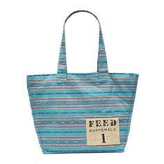 Each FEED Guatemala Bag provides one child with micronutrients for one year.