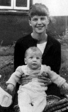 Sylvia Plath.  In 2009, 46 years after his mother's own suicide, Sylvia Plath's son Nicholas Hughes hanged himself. He was 47.