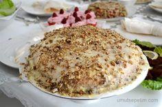 Cevizli Kolay Pasta Tarifi