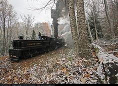 RailPictures.Net Photo: CSRR 5 Cass Scenic Railroad Shay at Cass, West Virginia by Walter Scriptunas II - www.scriptunasimages.com