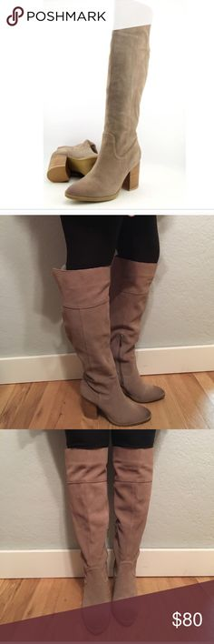 🎉HOST PICK 2/22🎉Steve Madden over the knee boots Steve Madden over the knee boots NWT never worn. Steve Madden Shoes Over the Knee Boots
