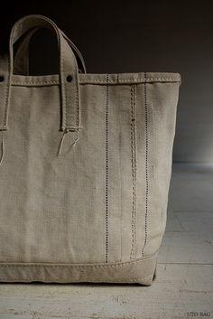OLDMAN'S TOTE「S」 / 40's U.S.NAVY DUFFEL BAG : UTO Products