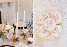 Renaissance inspired wedding invitations | photos by Annabella Charles Photography | 100 Layer Cake