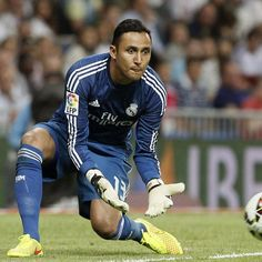 keylor navas en acción sept 24 14 World Cup 2014 e48841f9aa