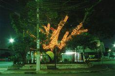 Praça Monsenhor Ciro Turino, Vila Santa Isabel, São Paulo Foto: Wilson Simão