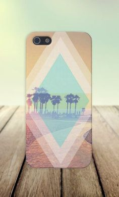 Summer at the Beach x California Palms Case
