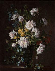 Jan Frans van Dael - still life