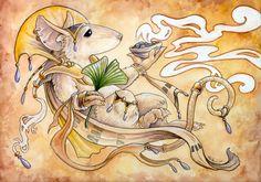 Air Mouse by Ursula Vernon
