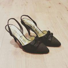 Zapatos Chanel - ANANQUE VINTAGE
