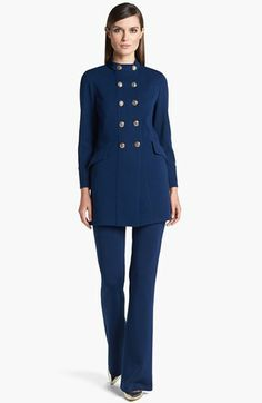 St. John Collection 'Kasia' Bootcut Milano Knit Pants | Nordstrom