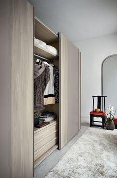 Fa. Novamobili - About Wardrobes - Die Kollektion für Kleiderschränke und Ankleiden