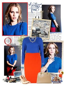 """Claire Holt"" by mery90 ❤ liked on Polyvore"
