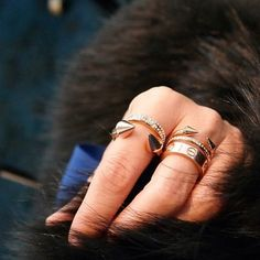 Vita fede, Cartier rings