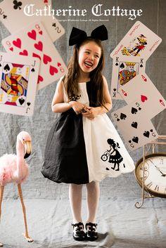 【楽天市場】子供ドレス アリスのモノトーンシャンタンドレス[子供服 女の子 フォーマル キッズ 発表会 結婚式 110 120 130 140 150 cm 白…
