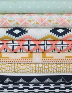 April Rhodes for Art Gallery, Arizona in FAT QUARTERS 8 Total