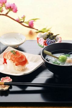 Sushi asian cuisine,  tasty
