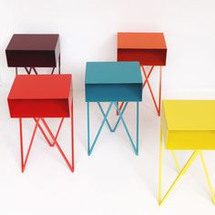 &new Mini Robot Side Table | &new-mini-robot | £310.00