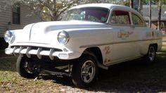 1954 Chevy Gasser
