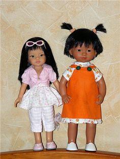 Кукольная семейка Velor / Paola Reina, Antonio Juan и другие испанские куклы / Бэйбики. Куклы фото. Одежда для кукол