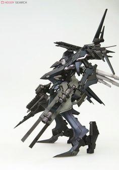 armored core オーメル TYPE-LAHIRE ステイシス
