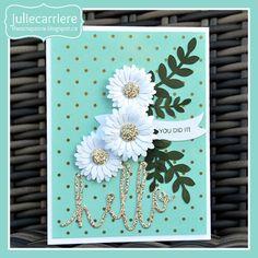 Flower Market - Daisy Cardmaking Workshop