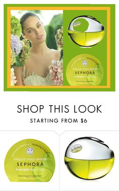 """Sephora"" by stylepetronio ❤ liked on Polyvore featuring beauty, Sephora Collection and DKNY"