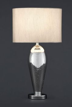 Buy Small Silver Bubble Glass Table Lamp from the Next UK online shop