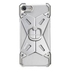 NEW ARRIVAL - Ultra Slim Full Metal Aluminum Alloy Armor Case with Ring for Apple iPhone 7 / 7 Plus