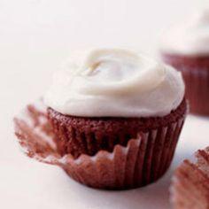 The Perfect Red Velvet Cupcake Recipe | Shine Food - Yahoo! Shine