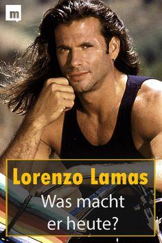 Was macht Lorenzo Lamas heute? Lorenzo Lamas, Falcon Crest, Star Wars, My Boys, Handsome, Jumpsuit, Hollywood, Entertainment, Actors