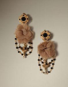 Earrings Women - Jewellery & bijoux Women on Dolce Online Store Türkiye - Dolce & Gabbana Group