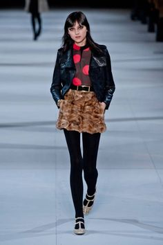 Saint Laurent Fall 2014 Ready-to-Wear Collection