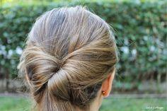 hairstyle, peinado romántico
