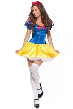 White Costumes, Halloween Party Costumes, Ariel Halloween, Biker Halloween, Snow White Halloween Costume, Halloween Carnival, Women Halloween, Adult Halloween, Couple Halloween
