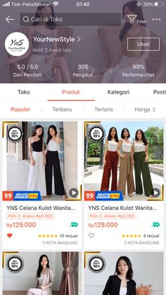Best Online Stores, Online Shopping Sites, Online Clothing Stores, Online Shopping Clothes, Online Shop Baju, Aesthetic Shop, Casual Hijab Outfit, Aesthetic Pastel Wallpaper, Classy Fashion