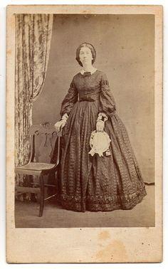 CDV LOT 1860s Young Couple Wedding Day Winans Civil War Era Hoop Bonnet Snooze