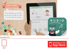 Work notebooks by Rubio - iPad