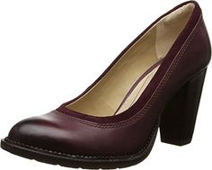 Women's Hush Puppies Rose Faina (11 M in Wine Leather)