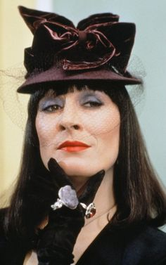 Anjelica Huston as The Grand High Witch, 'Miss Eva Ernst' in The Witches (1990)