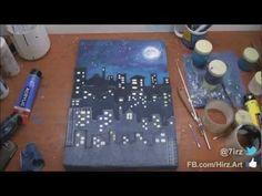 Csináld magad: festmény saját kezűleg 3. - DettyDesign Lakberendezés