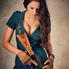 The 3 Hottest things in the world are, Gals, guns, & bows!!! None of the images are mine unless...