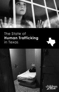 The State of Human Trafficking in Texas