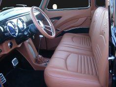 1954 chevrolet pickup interior | 1954 custom chevrolet truck sold chevy 5 window truck in beautiful ...
