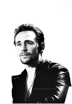 Hiddles in leather? Yes please. Two, please.