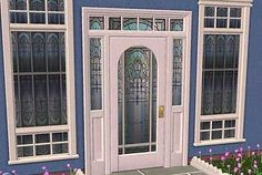 Mod The Sims - Testers Wanted: Entry Door (new mesh) UPDATE 01.09.2007