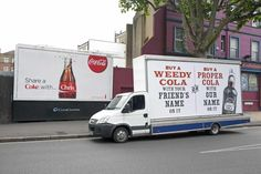 Curiosity Cola: Name